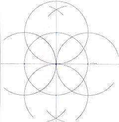 Quatrefoil diagram