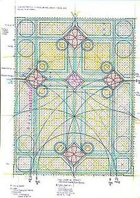 Opening Cross Carpet Page Geometry