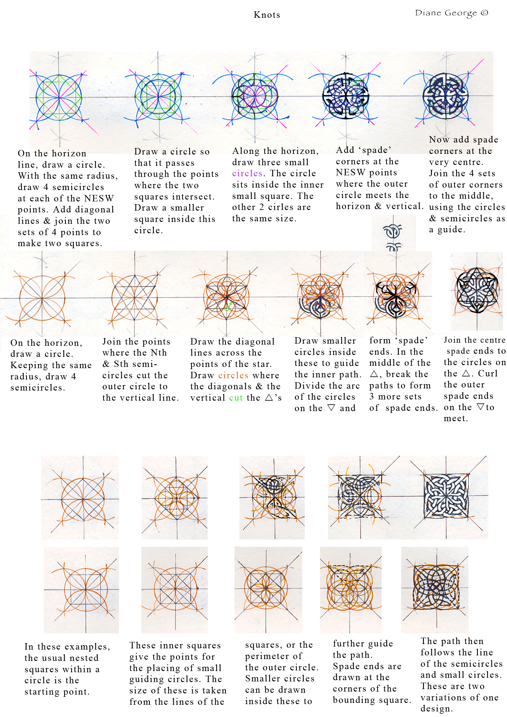 Further Knotwork Examples