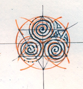 Triskeles: Geometry + Construction