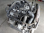 dirty porsche engine just removed from chassis by miami porsche engine rebuild specialist gp autowerks