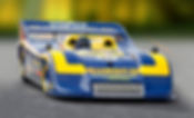 Porsche's 917 Spyder dominated CAN AM racing.