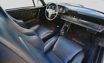40 year old miami porsche with fresh interior and all systems put in working order