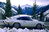 1974 miami-owned porsche carrera in the rocky mountains