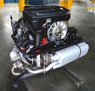 1979 porsche engine that is gp rebuilt with restoration