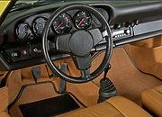 1974 Porsche 911 interior