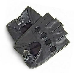 Shorty Driving Gloves with shadow Twist.