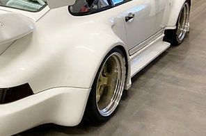 1976 911 made into a widebody