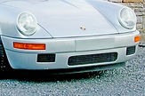 1976 porsche 911 in miami with contemporary front bumper