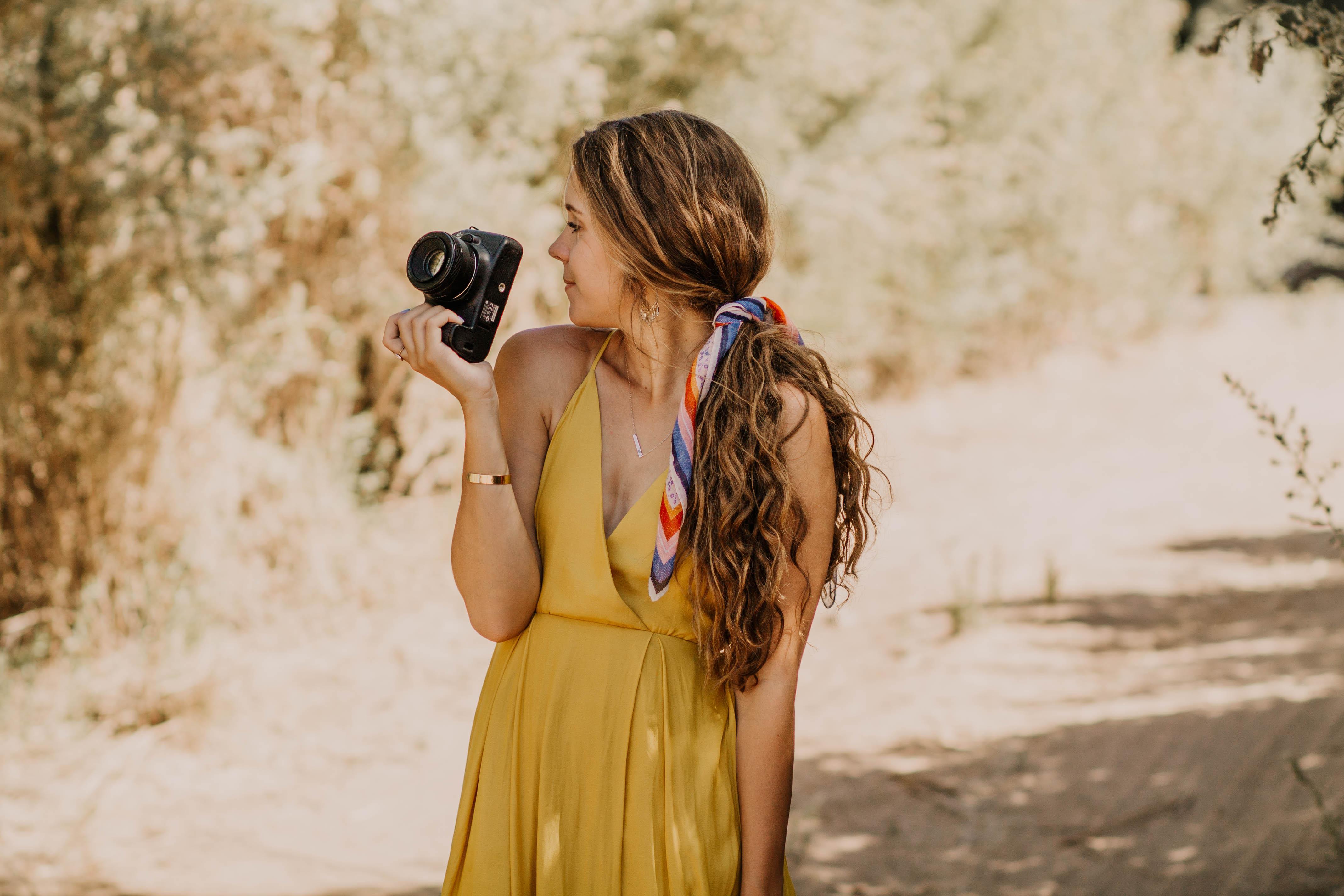 Camera Basic's Mentorship