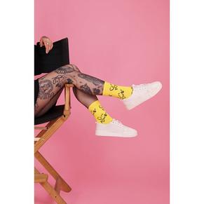 New! Girl Power Punk socks! One size. Th