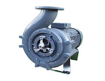 Dry installed chopper pump