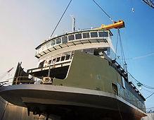 Shipbuilding Passenger Vessels