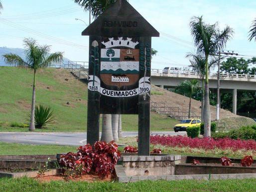 Queimados segue decreto estadual