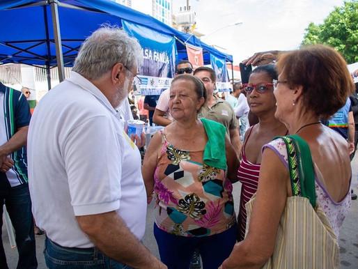 Nilópolis promove aglomeração em plena alta de casos de Covid no Estado do Rio