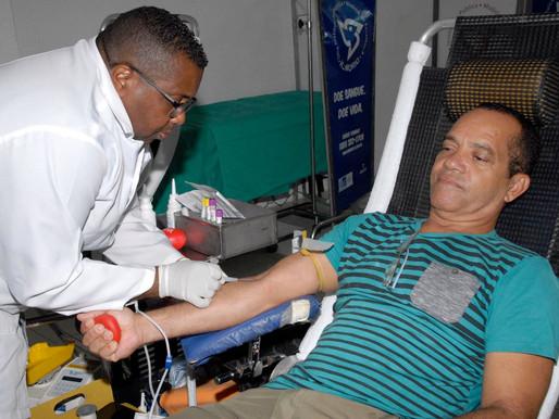 Doação de sangue em Magé bate meta estabelecida