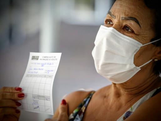 Governo do Estado sanciona lei que cria multa para quem furar a fila da vacinação contra Covid-19