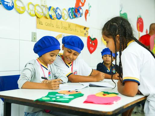 Alunos elegem o cardápio escolar de 2019 em Itaguaí