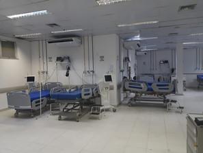 Hospital de campanha de Queimados continua fechado por conta de burocracias