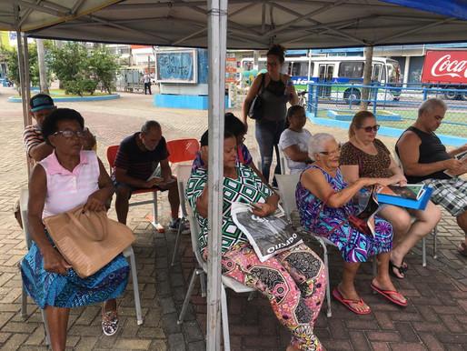 Secretaria de Assistência Social cadastra beneficiários do BPC/LOAS em Duque de Caxias