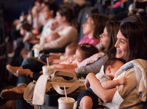 CineMaterna acontece no TopShopping nesta terça-feira (13)