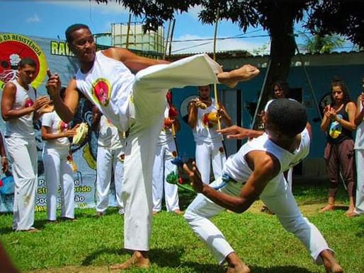 Baixada terá 1º festival online de capoeira