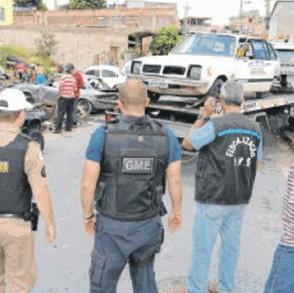 Polícia Civil fecha ferros-velhos irregulares na Baixada Fluminense