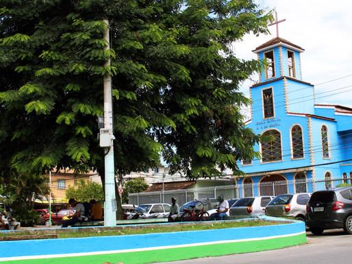 Uma Japeri mais bonita para se viver: Praça Olavo Bilac ganha novas cores em ação de revitalização
