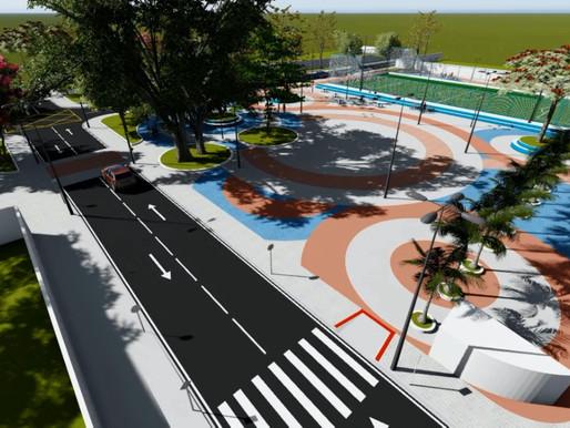 Prefeitura de Caxias vai pavimentar todas as ruas do Morro do Sossego