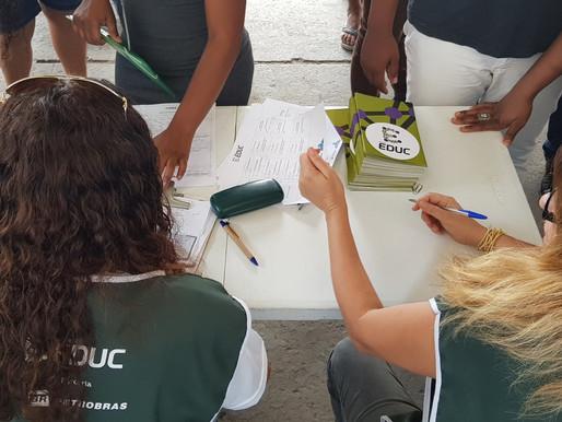 Projeto EDUC lança moeda verde em Duque de Caxias