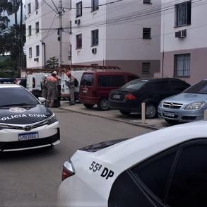 Polícia Civil realiza operação contra milicianos que furtam energia em condomínio de Queimados