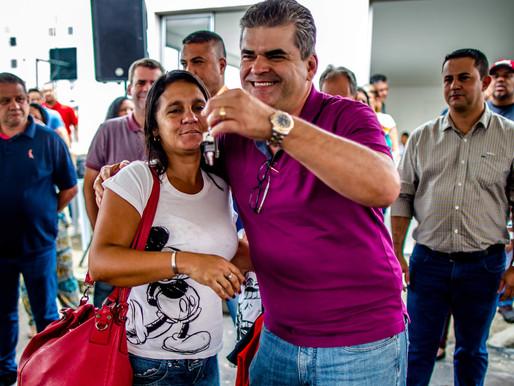 Prefeitura de Caxias entrega apartamentos do Programa Minha Casa Minha Vida