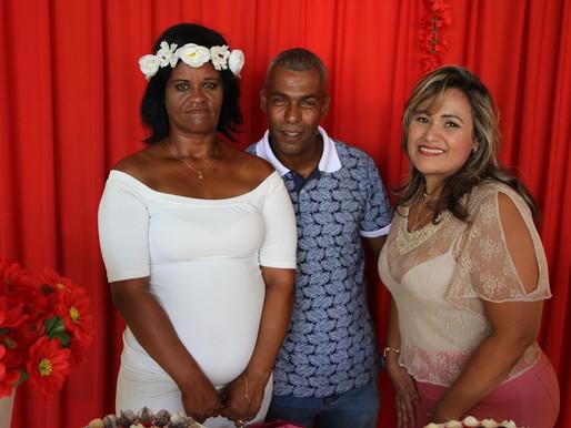 Moradores de rua de Belford Roxo se casam após serem atendidos no Centro Pop