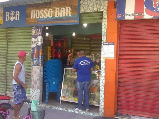 Governo municipal autoriza o retorno de parte do comércio local com algumas restrições