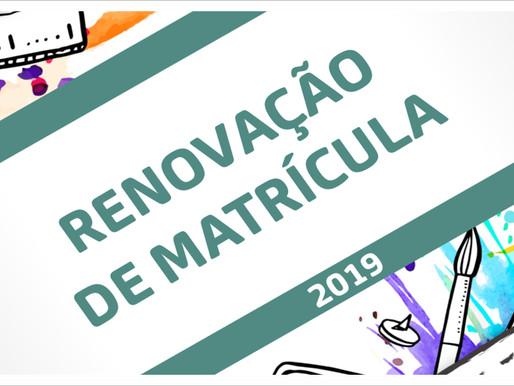 Itaguaí inicia período de renovação de matrícula da rede municipal de ensino