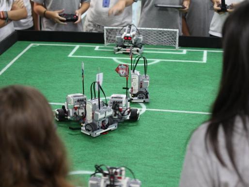 """Nova Iguaçu recebe o evento """"Arena Robotics and Game"""""""