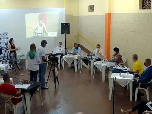 Queimados realizou o primeiro debate da Baixada Fluminense