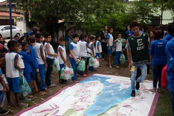 Projeto EDUC promove atividades especiais na Semana do Meio Ambiente em Duque de Caxias