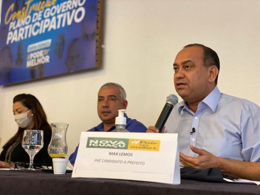 Político negligência alta da Covid-19 no Estado do Rio ao promover aglomeração