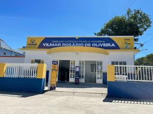 Magé comemora 100 dias de governo com reabertura de unidades de saúde
