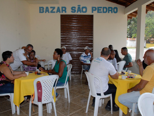 Projeto Turismo de Base Comunitária realiza encontro com alunos e instrutores em Mauá