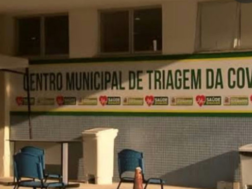 Central de triagem de Covid de Queimados não vai mais funcionar 24h