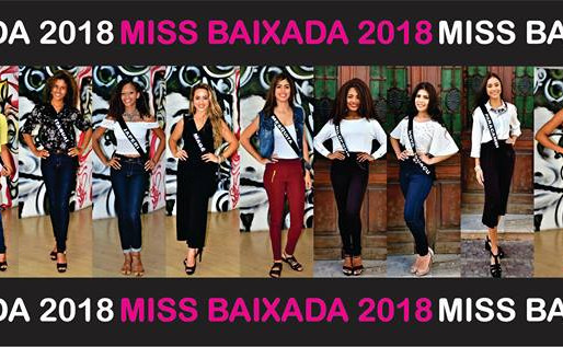 Caxias recebe a final do Miss Baixada 2018