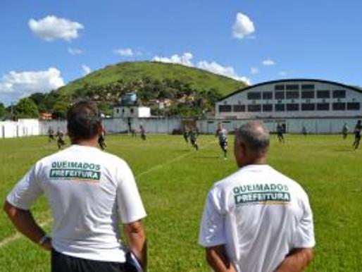 Eleição do Queimados Futebol Clube