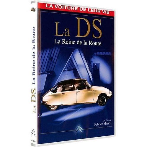 DVD - LA DS- La Reine de la Route - Bob Neyret