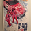 """Thumbnail: Affiche/Poster Cover Citroen DS- """"Les Filles de l'Oncle Bob"""" A3"""