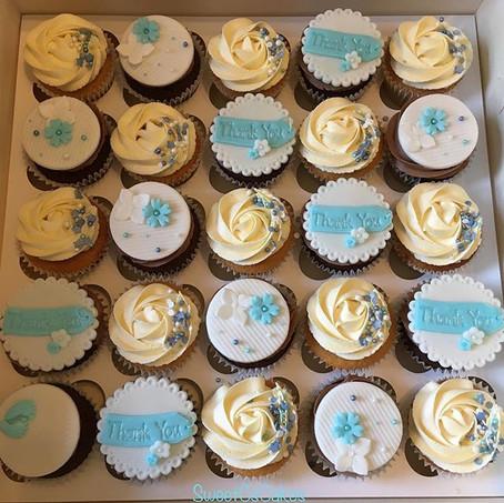 Thank you cupcakes xx #thankyoucupcakes