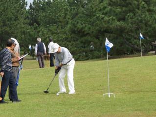 グラウンド・ゴルフ交流会