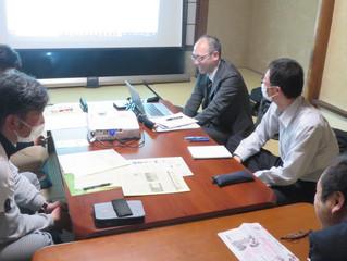 村上市議会議会運営委員会視察対応 会派公開セミナー