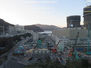 原発特別委員会 高浜原子力発電所視察1日目
